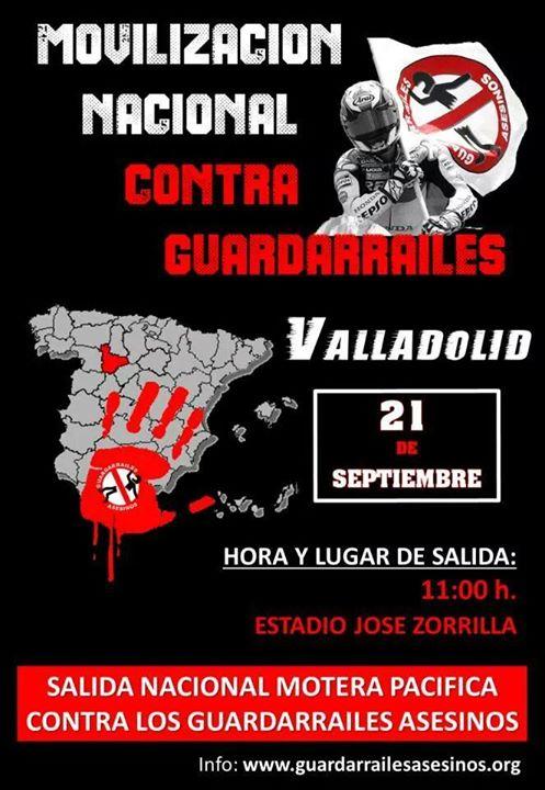 Movilizacion Nacional Contra Guardarrailes