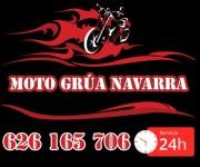 Moto Grua Navarra