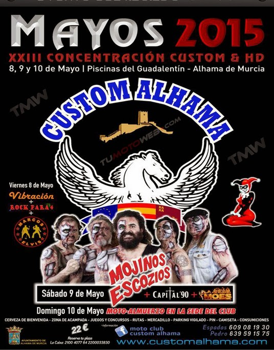 Custom Alama