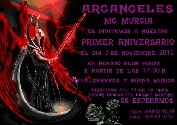 i-aniversario-arcangeles-mc-murcia