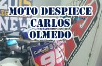 Moto Despiece Carlos Olmedo