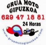 Grua Moto Guipuizcoa