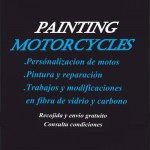 Painting Motorcycles
